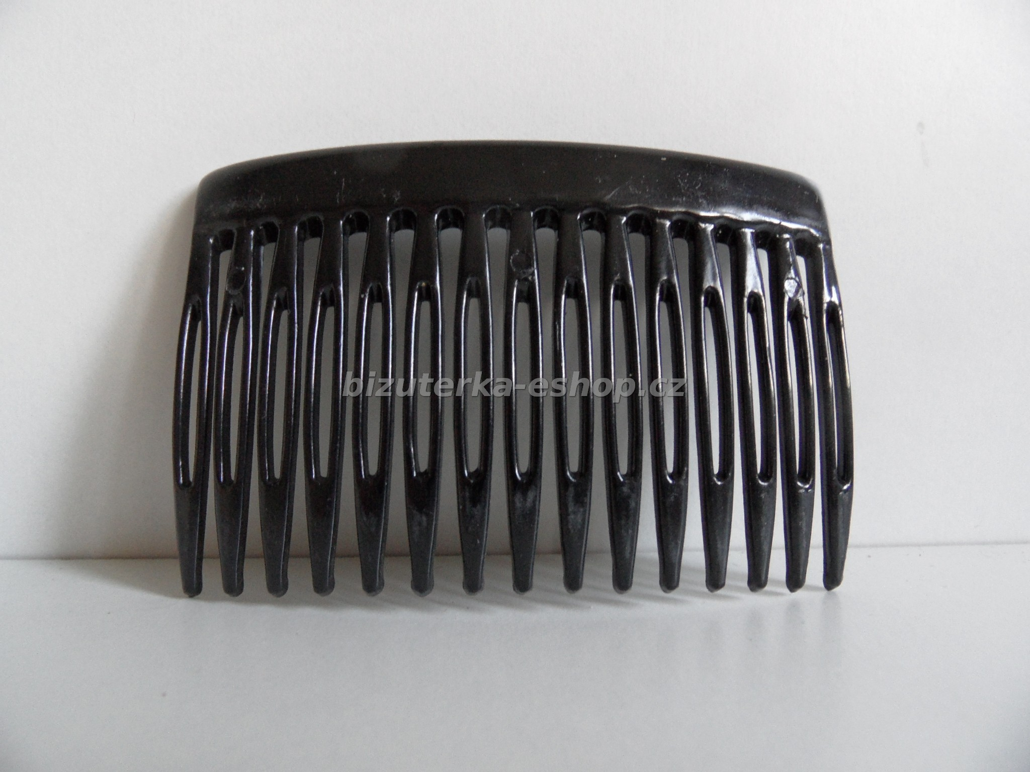 f7ee146cc95 Hřeben do vlasů černý BZ-05056