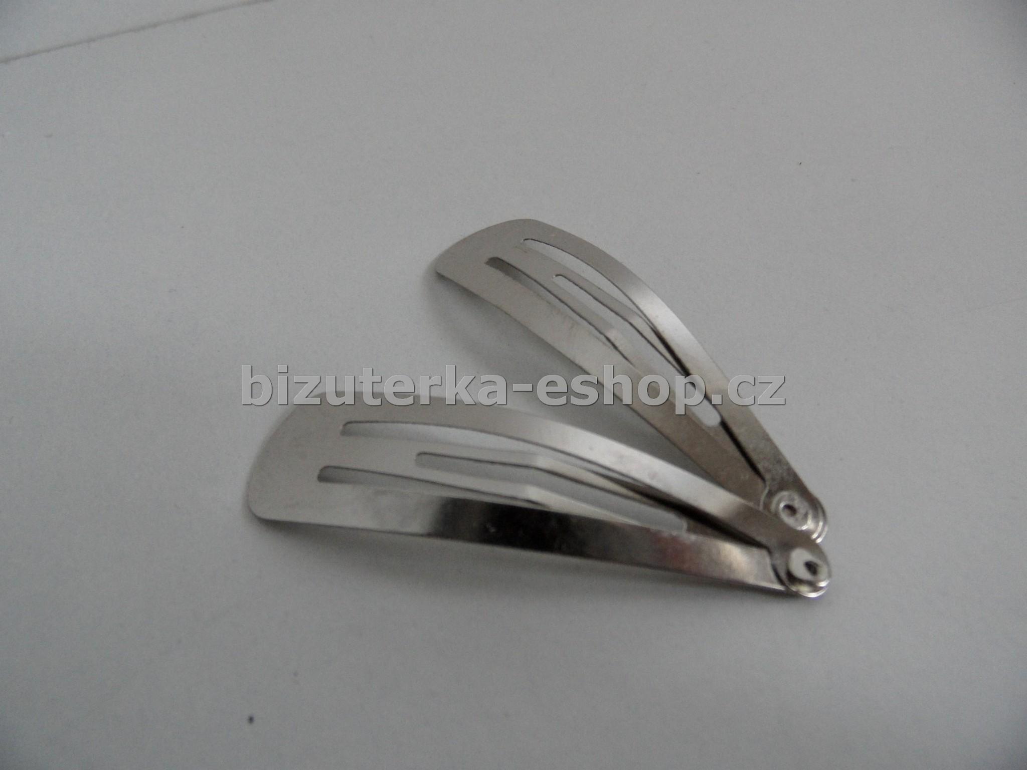 5f2053dfbd8 Prolamovací sponky stříbrné BZ-05610